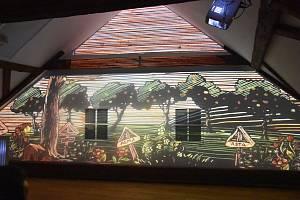 Portmoneum je po generální rekonstrukci znovu otevřené. Nabízí novou výstavu o Josefu Váchalovi a také unikátní videomapping.