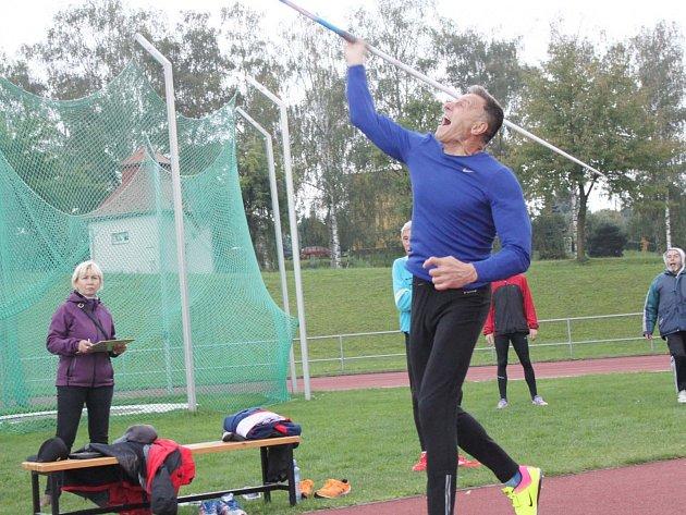 Atlet Ivo Strnad.
