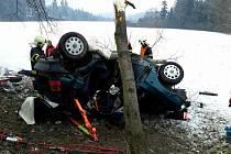 Tragická nehoda v Březové nad Svitavsou