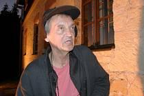 Galerista Jiří Rybář