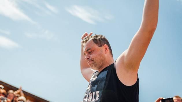 Rekordman Jaroslav Němec z Bystrého opět bodoval.