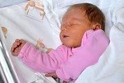 ANNA BOCKOVÁ. Narodila se 16. ledna Evě a Ondřejovi ze Svitav. Měřila 50 centimetrů a vážila 3,8 kilogramu. Má bráchu Ondřeje.