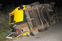 Dvaadvacetiletý řidič měl v krvi víc než promile.