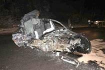Nehoda u Gruny.