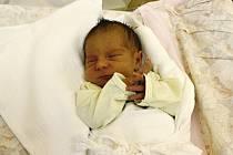 ADAM FLÍDR. Narodil se 19. ledna Kristýně Šikové a Davidovi Flídrovi z Vysokého Mýta. Měřil 47 centimetrů a vážil 2,4 kilogramu.