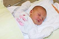 ANNA PETROVÁ je dcera manželů Evy a Jaroslava z Poličky. Holčička se narodila 10. srpna ve 3.06 hodin. Vážila 3,6 kilogramu a měřila půl metru. Na sestřičku se těšila jedenáctiletá Elena.