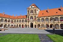 Renesanční zámek v Moravské Třebové