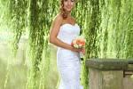 Snímky ze svatebního veselí měly u poroty, která hodnotila soutěžní knihu, úspěch. Probojovala se s nimi do finále.