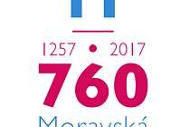 Logo oslav 760. výročí Moravské Třebové