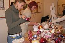 Vánoce ve svitavském muzeu.