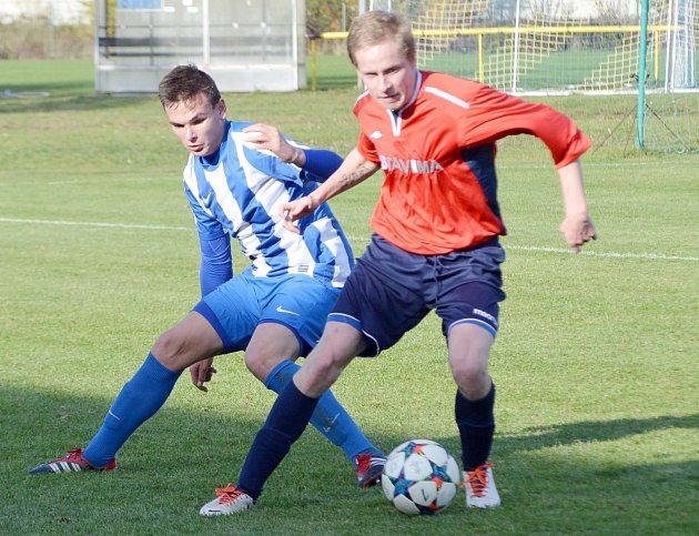 Svitavští fotbalisté mají za sebou nepovedené utkání v Přelouči.