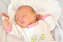 MONIKA. Holčička se narodila v Litomyšli 11. července ve 20.15 hodin. Vážila 3,1 kilogramu a měřila 48 centimetrů. Rodiče Eliška Kohoutková a Jan Valčuha si dcerku odvezou do Vysokého Mýta.