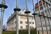 Expozice zámku v Litomyšli doznaly přes zimu výrazně změny. Lidé se nově dostanou i na věž nebo do sklepa.