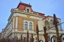 Historická vila Klára chátrá..
