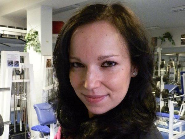 Lucie Drbalová.