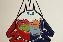 """Logo soutěže """"Mls Pardubického kraje""""."""