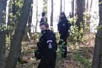 Policie po muži intenzivně pátrala i v sobotu.