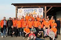 Karting Cup odstartoval novou sezonu.