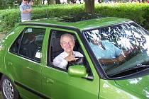 Radovan Lukavský měl chalupu na Čachnově. Rád jezdil na Růžový palouček. Ilustrační foto