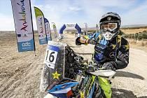 Letos ve Španělsku se Libor Podmol kvalifikoval na Rallye Dakar a vypadalo to, že tým Orion MRG získal vítanou posilu. Úspěšný motocyklista však v Saudské Arábii nastoupí ve vlastní režii.