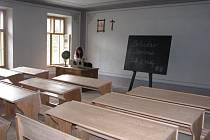Ve školní třídě vzpomínali na rodáka Martinů.