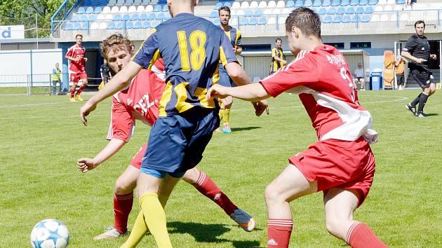 Poločas si svitavští fotbalisté s výsledkem trochu zahrávali, ale po přestávce nedali Letohradu žádnou naději.