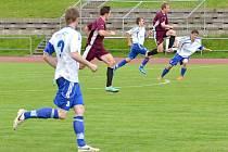 Litomyšl porazila Lanškroun gólem z konce prvního poločasu.