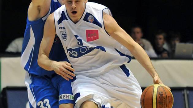 Lukáš Kotas z týmu USK Praha.