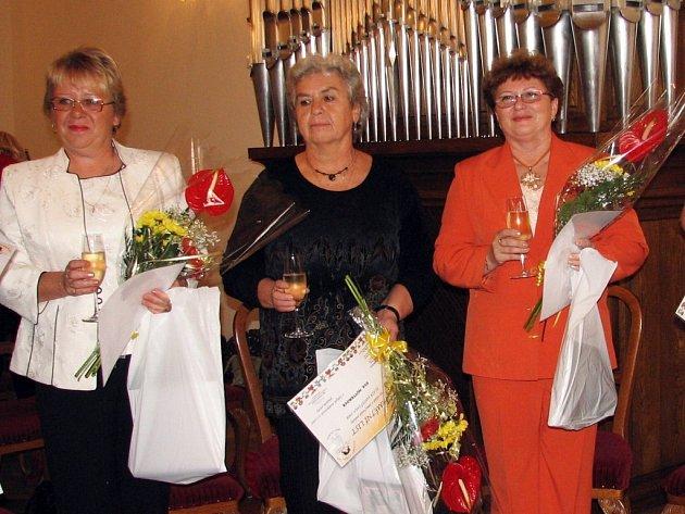 Marie Grmelová  ze svitavské mateřské školy uspěla v celostátní soutěži  Zlatá mateřinka.