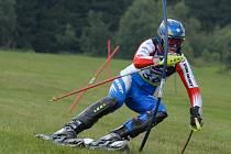 Travní lyžař Slovanu Moravská Třebová se natrvalo zařadil mezi elitu ve svém oboru.