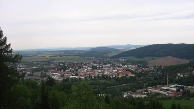 Výhled z Pasýřky.