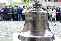 Návrat živých zvonů do chrámu Nalezení sv. Kříže