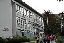 Základní škola T.G. Masaryka v Litomyšli.