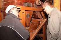 Muzejník Radim Urbánek z Vysokého Mýta považuje mlýn v Tržku za novou technickou památku v kraji.