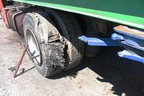 U Koclířova na silnici první třídy došlo k dopravní nehodě