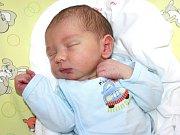 JAN TRÁVNÍČEK. Narodil se 26. října ve 20.04 hodin. Vážil 3,05 kilogramu a měřil  49 centimetrů. S rodiči Kamilou a Františkem a bráchou Jiříčkem bydlí v Sebranicích.