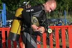 Potápěči z Ústí nad Orlicí se představili v Cerekvici nad Loučnou