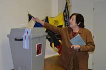 Volby v Koclířově