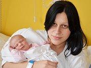 SILVIE ZANINOVÁ. Kateřina má od 6. listopadu sestřičku. Měřila 50 centimetrů a vážila 3,4 kilogramu. Šťastná rodina Anety a Martina žije v Moravské Třebové.