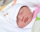 ELEN VELIČKOVÁ.  Narodila se 13. dubna Romaně a Davidoviz Poličky. Měřila 48 centimetrů a vážila 3,05 kilogramu.