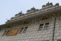 Zámek v Litomyšli. Ilustrační foto.