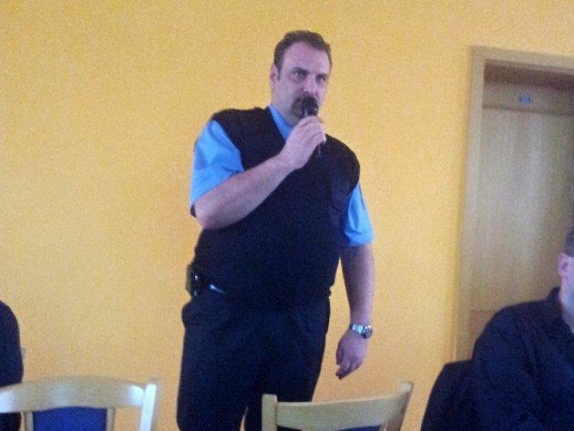 RADOVAN ZOBAČ vystřídal ve funkci velitele městské policie v Moravské Třebové Karla Bláhu.