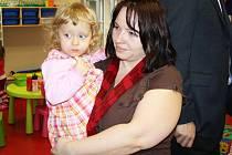 Jana Vaclavíková. Z maminky, která chodila s dcerkou do mateřského centra, se stala vedoucí babycentra.