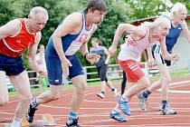 V každém věku lze aktivně provozovat sport a atletika není výjimkou. Svitavský šampionát to byl názorným dokladem.