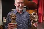 Hudebník Karel Sax převzal výroční cenu