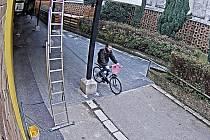 Policie hledá svědky krádeže