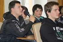 Svitavští studenti debatovali se zástupci města nad tématy, která je ve Svitavách trápí.