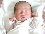 MONKHJIN BAASANBAT. Holčička přišla na svět 21. května ve 3.56 hodin ve svitavské porodnici. Vážila 3,3 kilogramu a měřila 48 centimetrů. Tatínek Baasanbat byl mamince Erdenesuvd u porodu oporou. Doma ve Svitavách se na sestřičku těší také dvouletá Mešeel