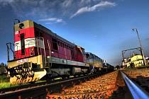 První vlak po železnici na trati Svitavy - Polička projel před 120 lety. O víkendu si lidé toto výročí připomněli.