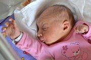 ELIŠKA KOTYZOVÁ. Narodila se 29. března Lindě Dočkalovéa Petru Kotyzovi z Opatova. Měřila 52 centimetrů a vážila 3,6 kilogramu.